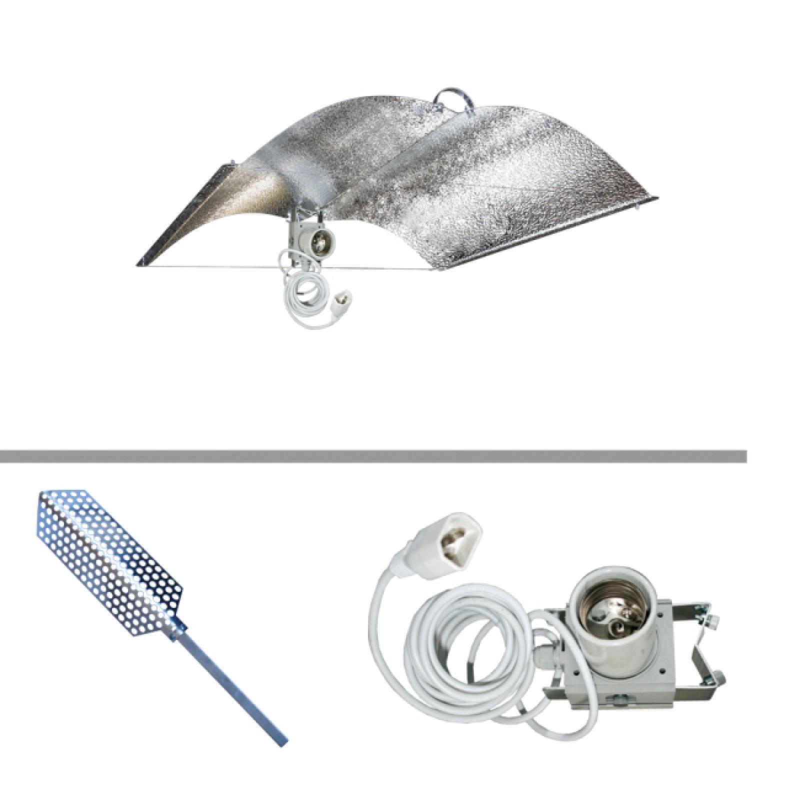 Adjust a Wings Enforcer Large Reflektor  mit Fassung und Super Spreader