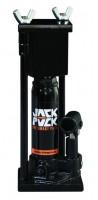 Jack Puck 8-Tonnen-Presse mit Pressform rund